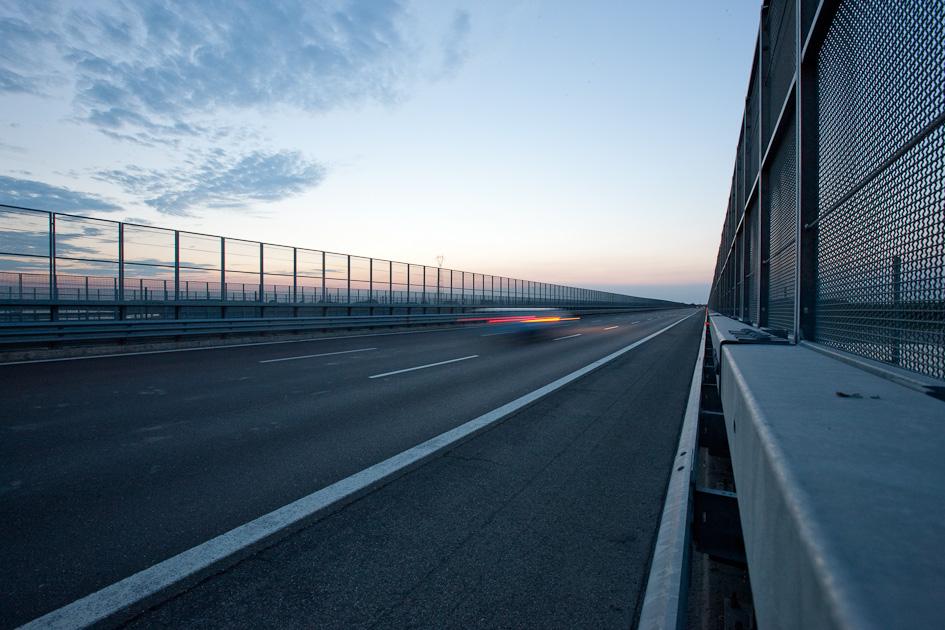 Lavori al viadotto di Rho: fino al 25 aprile traffico in carreggiata sud su corsia unica