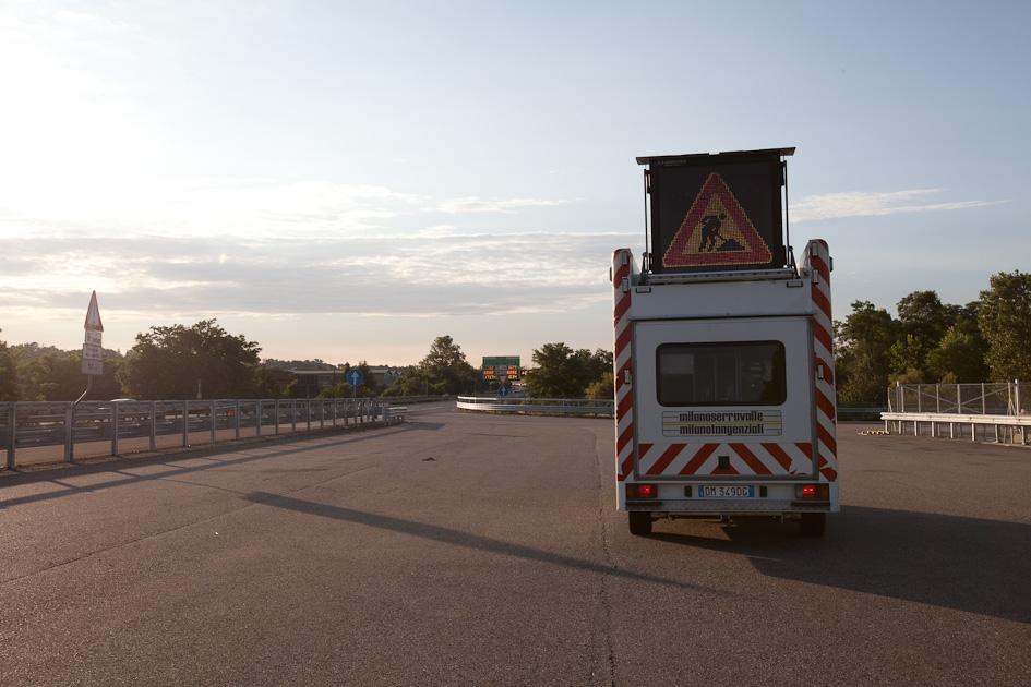 Chiusure e limitazioni al traffico in A7 Autostrada Milano Serravalle e in A51 Tangenziale Est
